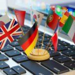 сайт курсов иностранных языков
